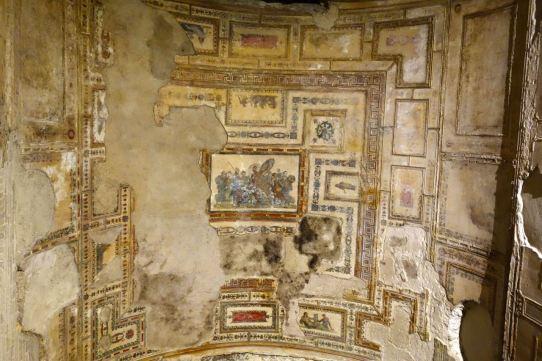 ruins domus aurea