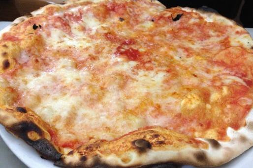 testaccio da remo pizza