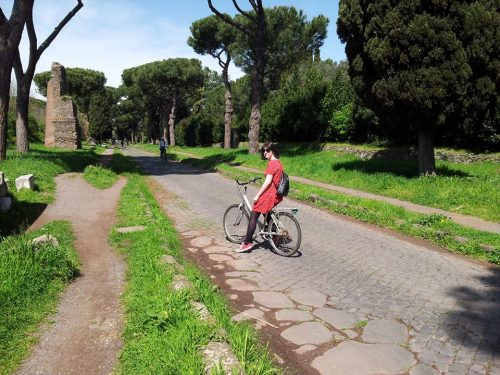 appian-way-cycling