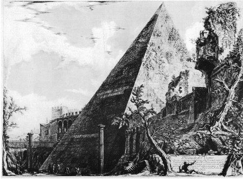 piranesi pyramid