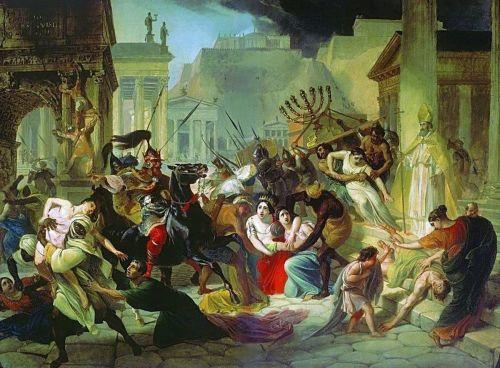 vandals rome